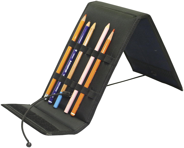 Tran Easel Pencil Holder, Nylon Black C2F Inc. TRA-973-24-60-BLK