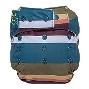 GroVia O.N.E. Reusable Baby Cloth Diaper (Jewel)