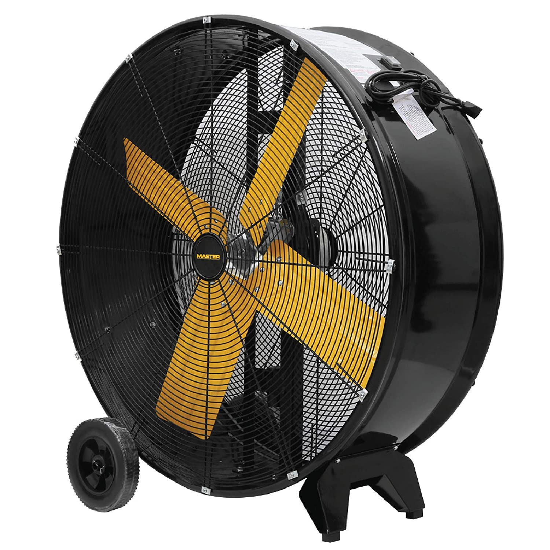 "Master MAC-36W-DDF 36"" High Capacity Direct Drive Drum Fan"