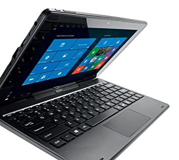 Qilive - Tablet (Tableta de tamaño completo, IEEE 802.11n, Windows, Convertible