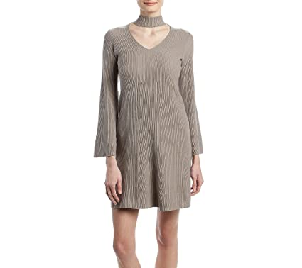 43ebfab759d Philosophy by Republic Clothing Choker Sweater Dress at Amazon ...