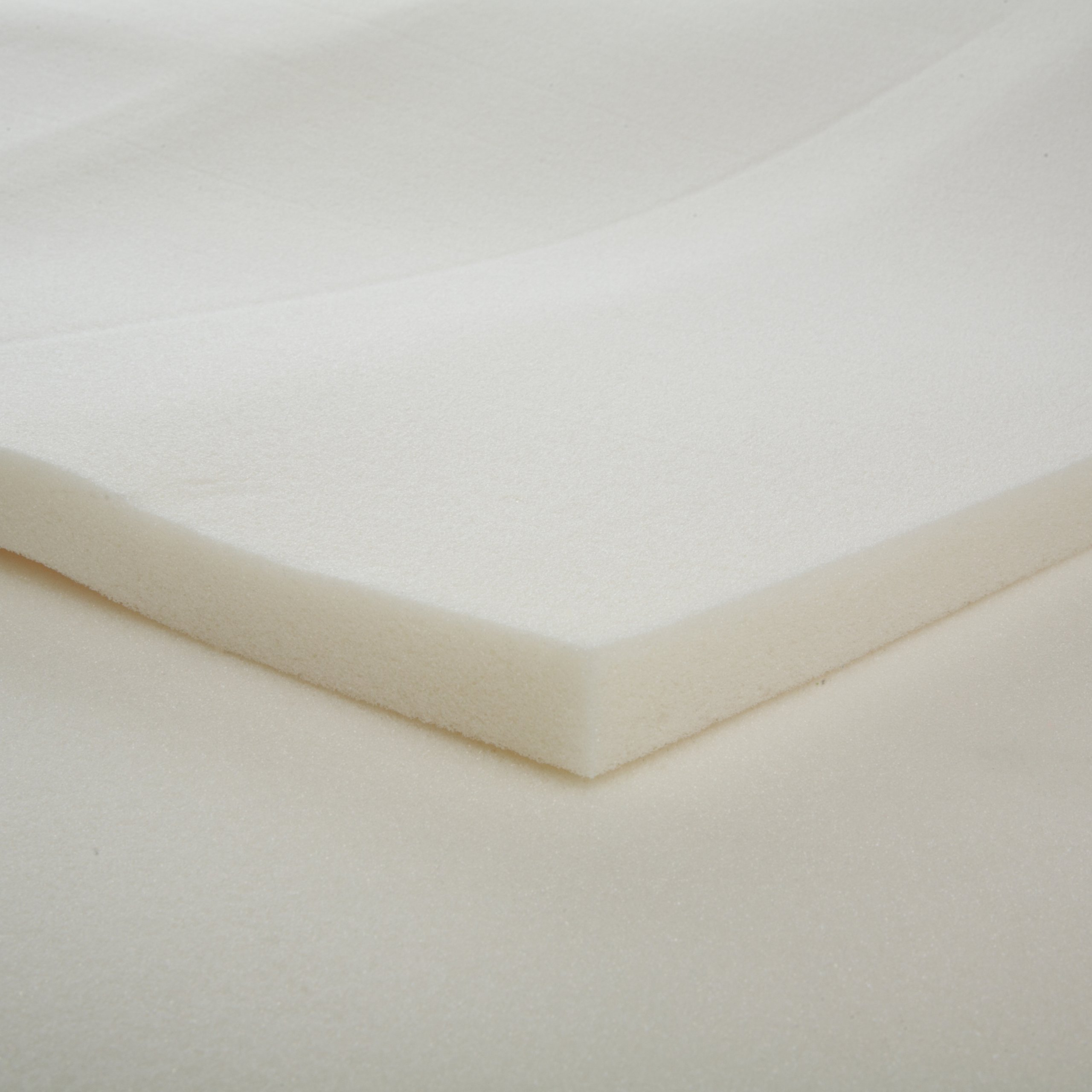 1 Inch Slab Memory Foam Mattress Topper Queen Ebay