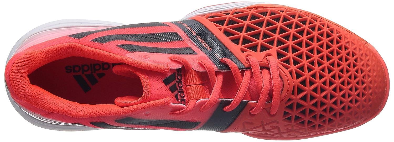 Tenis Adidas Hombre Outdoor Cc Adizero Pluma Iii Solred/cblack/ftwwht, Rojo, 7