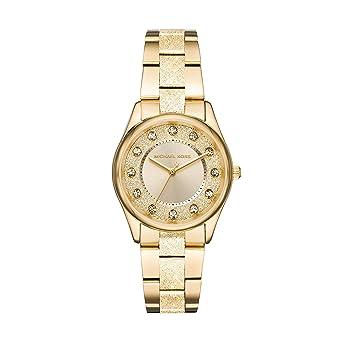 Amazon.com: Michael Kors MK6601 - Reloj de pulsera para ...