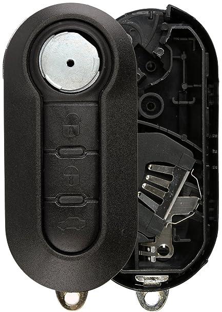 Amazon Com Keylessoption Keyless Entry Remote Flip Car Key Fob Case