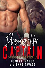Playing Her Captain (Kings of Shifter U Book 1) Kindle Edition