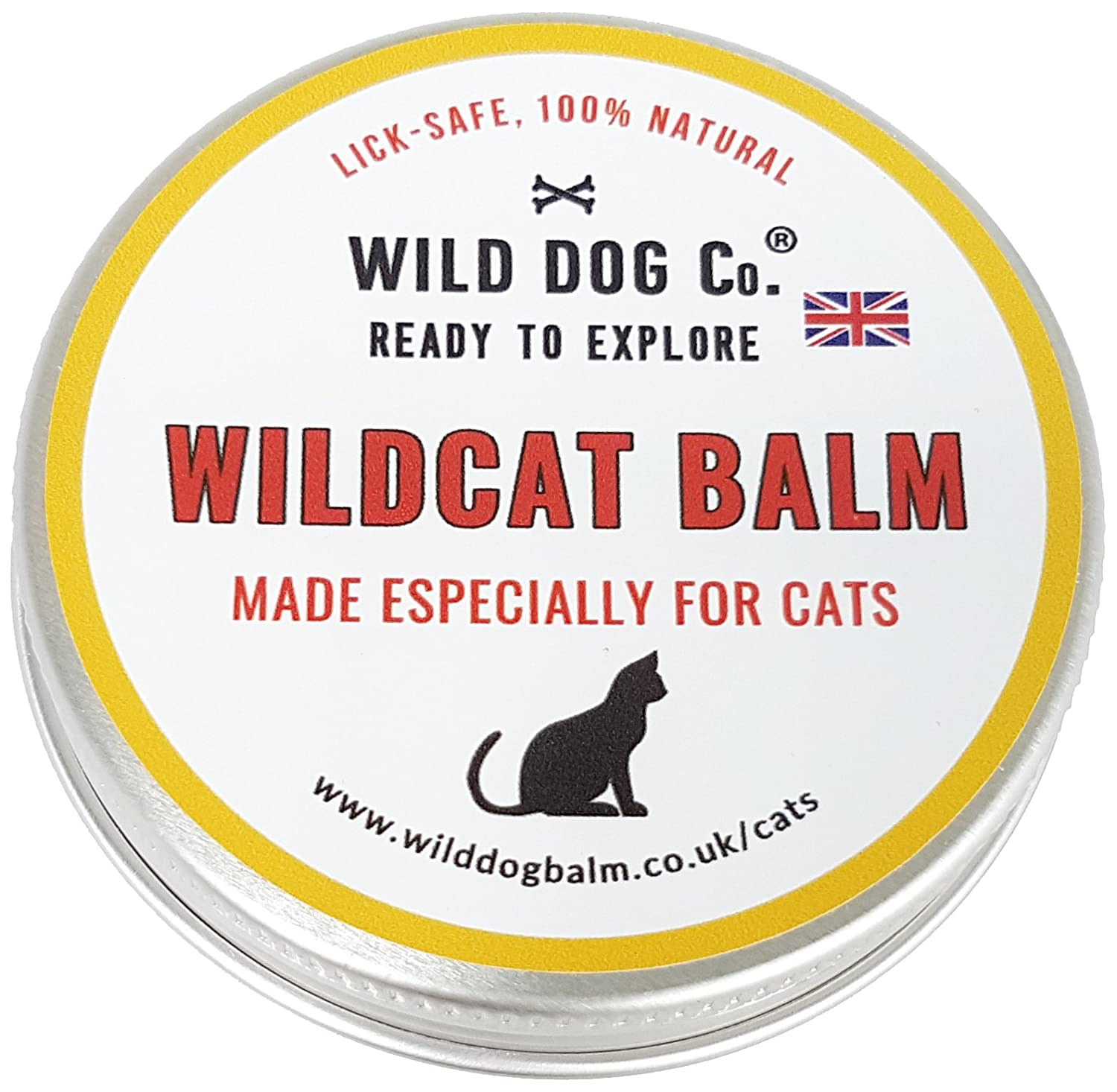 Wild Dog Co Cat Cream For Noses Paws And Itchy Skin