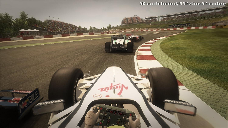 Codemasters Formula 1 2010 (Xbox 360) vídeo - Juego (Xbox 360, Racing): Amazon.es: Videojuegos
