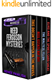 The Reed Ferguson Series: Box Set 1-3 (A Private Investigator Mystery Series - Crime Suspense Thriller Boxset Book 1)