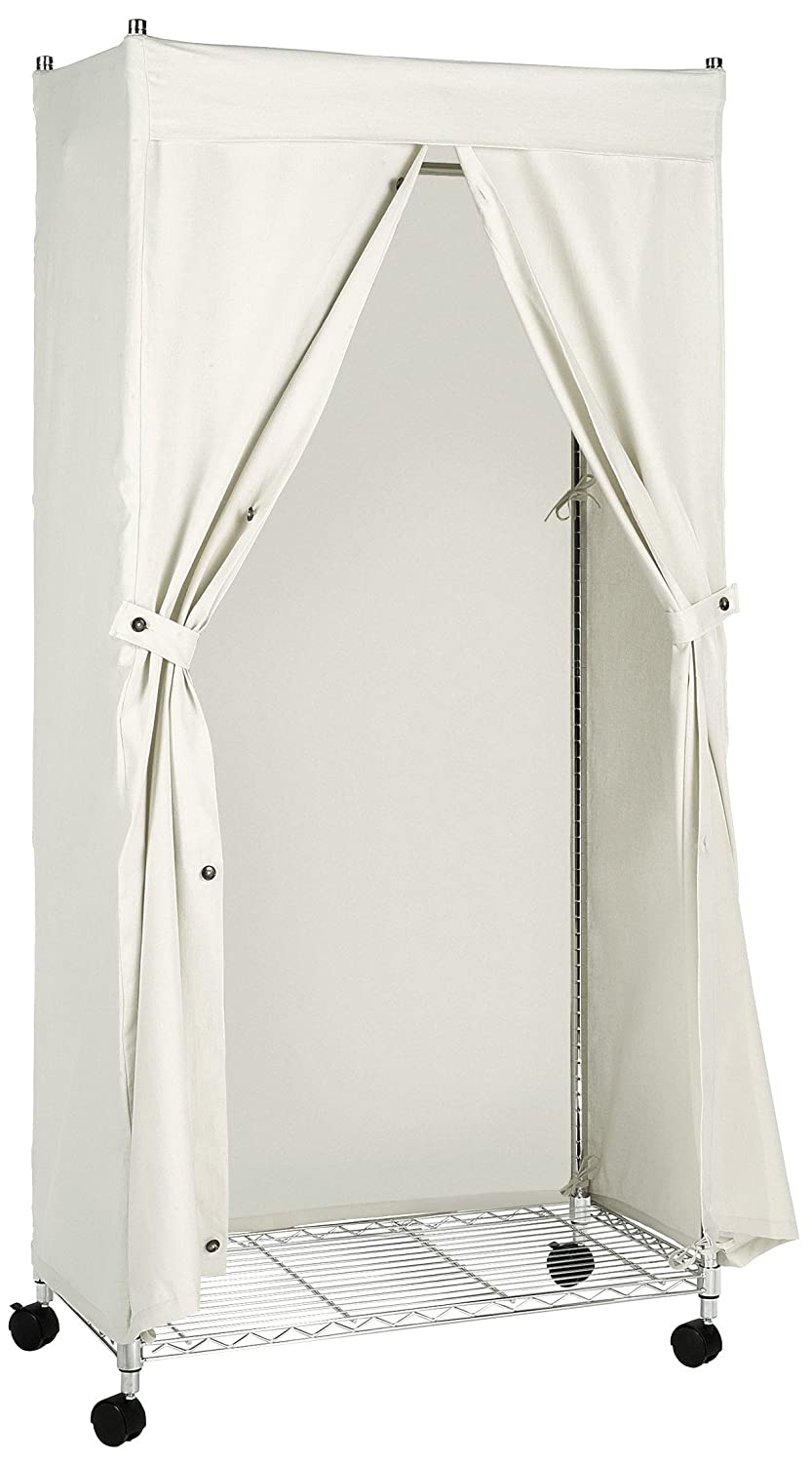 Amazon.com: Whitmor Canvas COVER ONLY for Garment Rack: Home & Kitchen