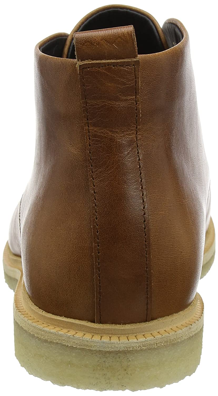 Royal RepubliQ Herren Cast Braun Crepe Midcut-Tan Desert Boots Braun Cast (Tan) 832288