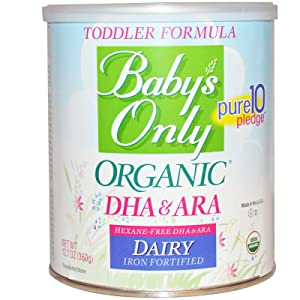 Best Organic Baby Formula Reviews 2019 – Top 5 Picks 3
