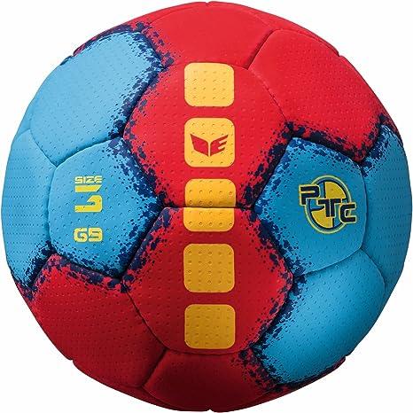 erima G9 - Balón de balonmano rojo rojo, azul Talla:2: Amazon.es ...