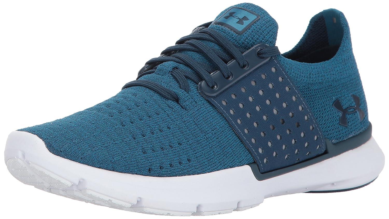 Under Armour Women's Speedform Slingwrap Running Shoe B01N4CATSF 10 M US|Bayou Blue (953)/White