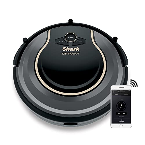 SHARK-ION-Robot-Vacuum-R75-WiFi-Connected,-Hardwood-Floor-Cleaner