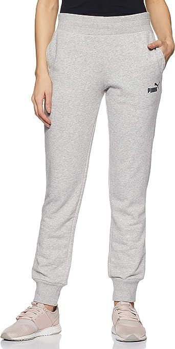 Botánico firma nariz  PUMA Essential TR Cl - Pantalones de Chándal Mujer: Amazon.es: Ropa y  accesorios