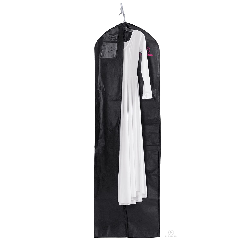 BLACK OS Eurotard Girls Garment Bag 13BAG