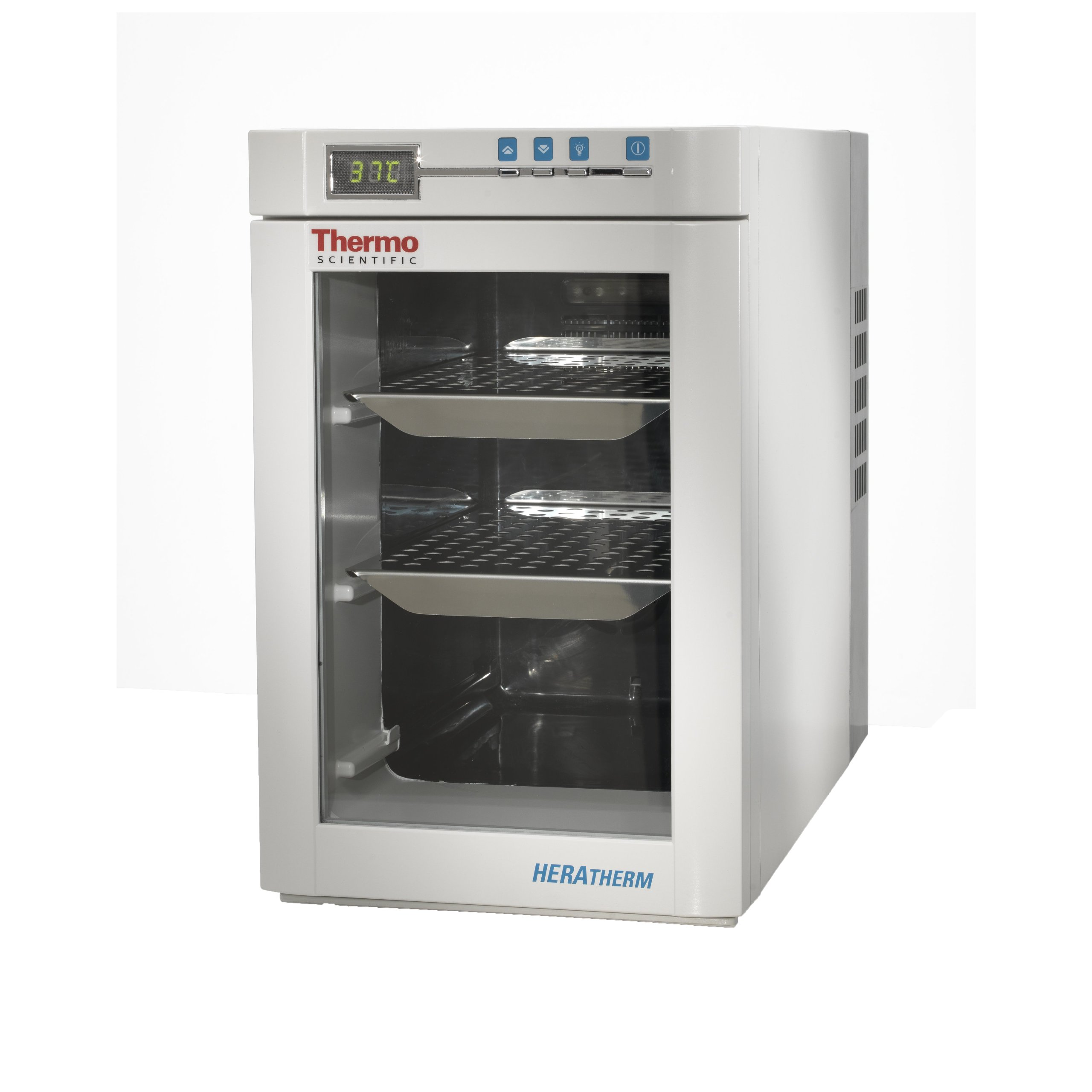 Thermo Scientific  Heratherm 50125590 Model IMC18 Compact Microbiological Laboratory Incubator, Mechanical Convection, 17 to 40 Degree C Temperature Range, 0.65 Cubic Foot/18L Capacity, 100 to 240V, with US Plug
