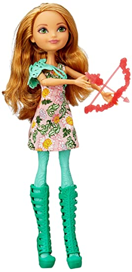 f57841fba7719d Mattel DVH79 Ever After High - Archery Club - Ashlynn Ella Fashion Doll -  Daughter of