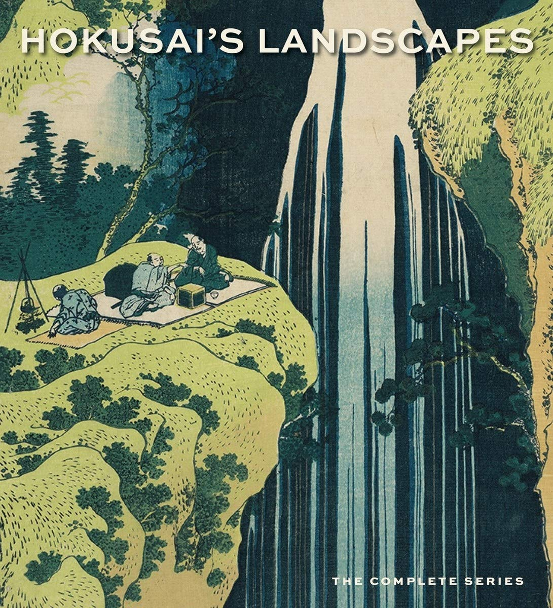 Hokusai's Landscapes  The Complete Series