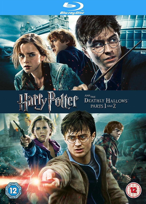 Harry Potter & the Deathly Hal Reino Unido Blu-ray: Amazon.es ...