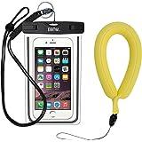 EOTW IPX8 Wasserdichte Hülle mit Kamera Schwimmer Handschlaufe, Wasser- und staubdichte Tasche für Smartphones bis 15,24 cm (6 Zoll), Sehr gut für Wassersport, Tauchen, Schnorcheln, Schwimmen und Strand