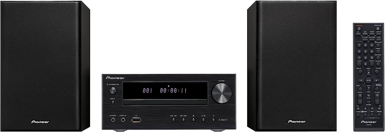 Pioneer X-HM11 - Microcadena de 30W para iPod/iPhone, iPad ...