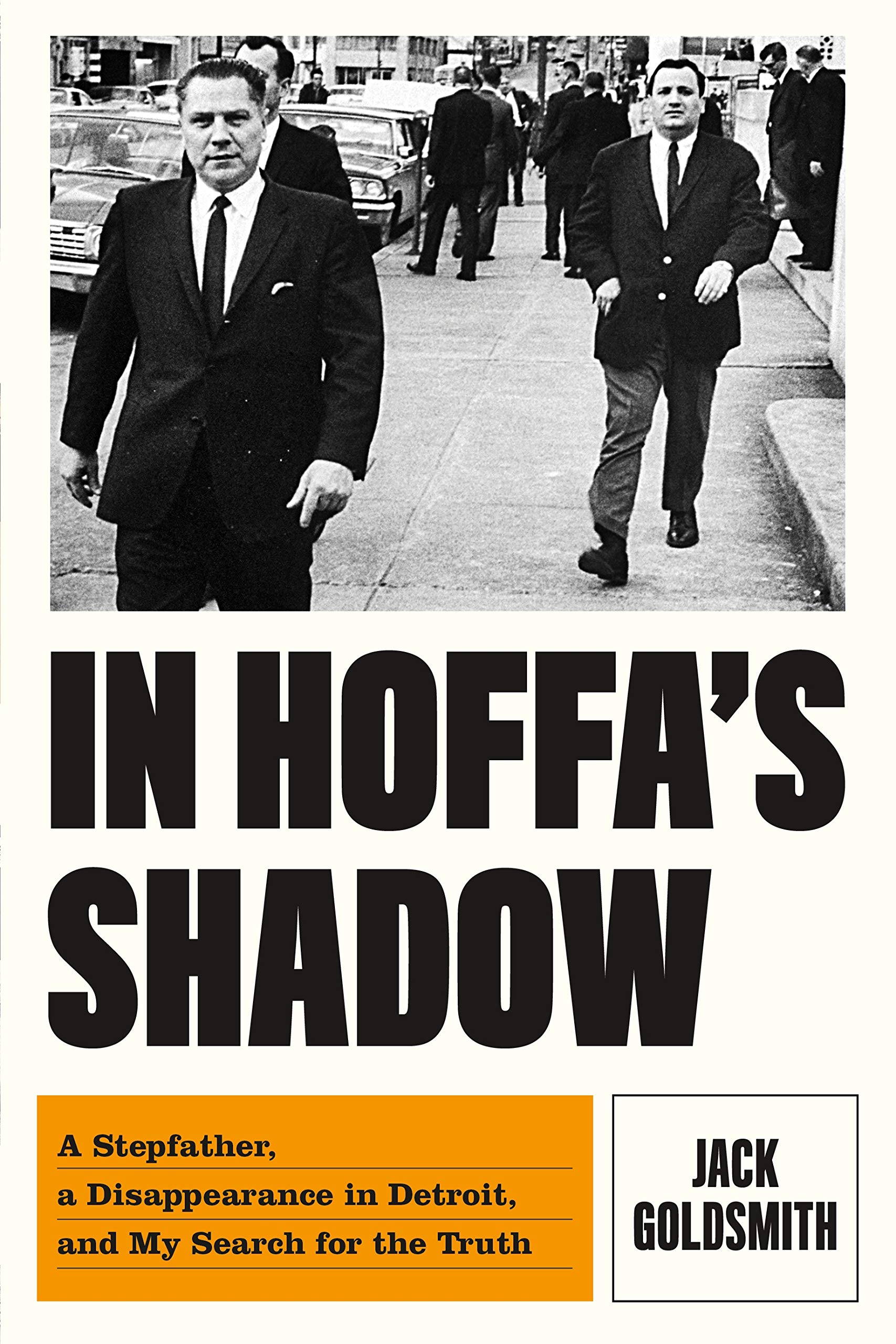 In Hoffa's Shadow: A Stepfather, a Disappearance in Detroit, and My Search for the Truth by Farrar, Straus and Giroux
