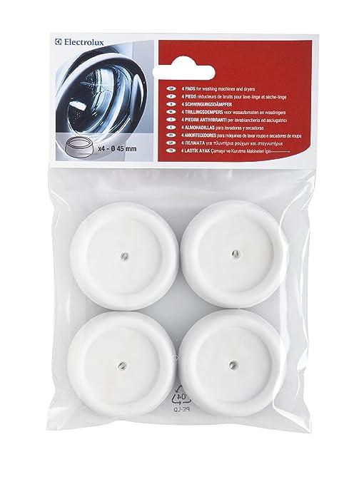 46 opinioni per Electrolux 50291828007- Piedini in gomma anti vibrazioni per lavatrice,