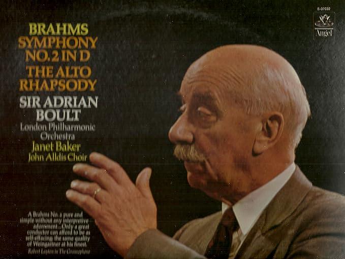 Amazon.com: Brahms: Symphony No. 2 in D Major, Op. 73 (and ...
