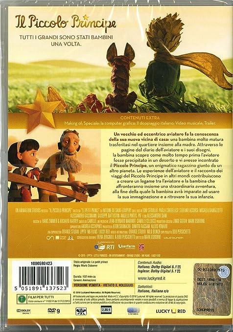 Il piccolo principe: amazon.it: animazione: film e tv