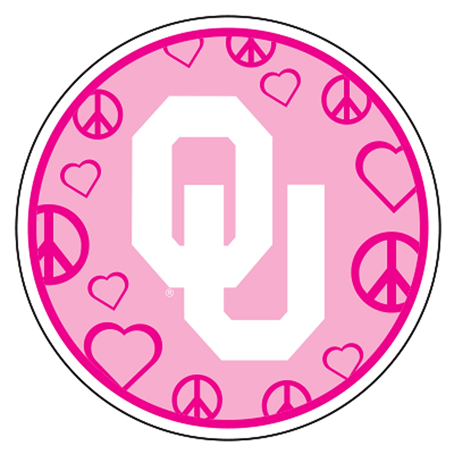 Craftique Oklahoma Decal