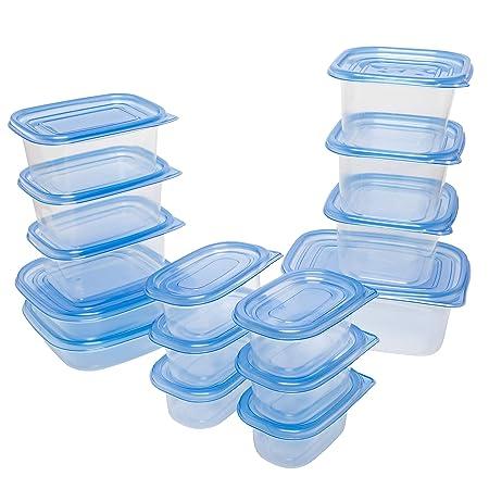 Lux Decor - Recipiente de almacenamiento de alimentos para ...