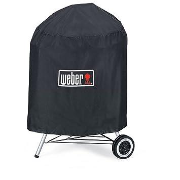 Weber 7452 Premium BBQ - Funda para barbacoas de 47 cm