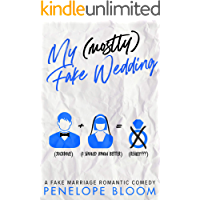 Image for My (Mostly) Fake Wedding: A Fake Marriage Romantic Comedy (My (Mostly) Funny Romance Book 2)