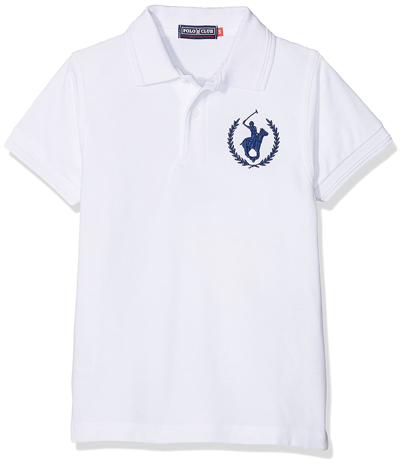 POLO CLUB Captain Horse Academy Polo Hampshire Blanco 3-4 años (98 ...