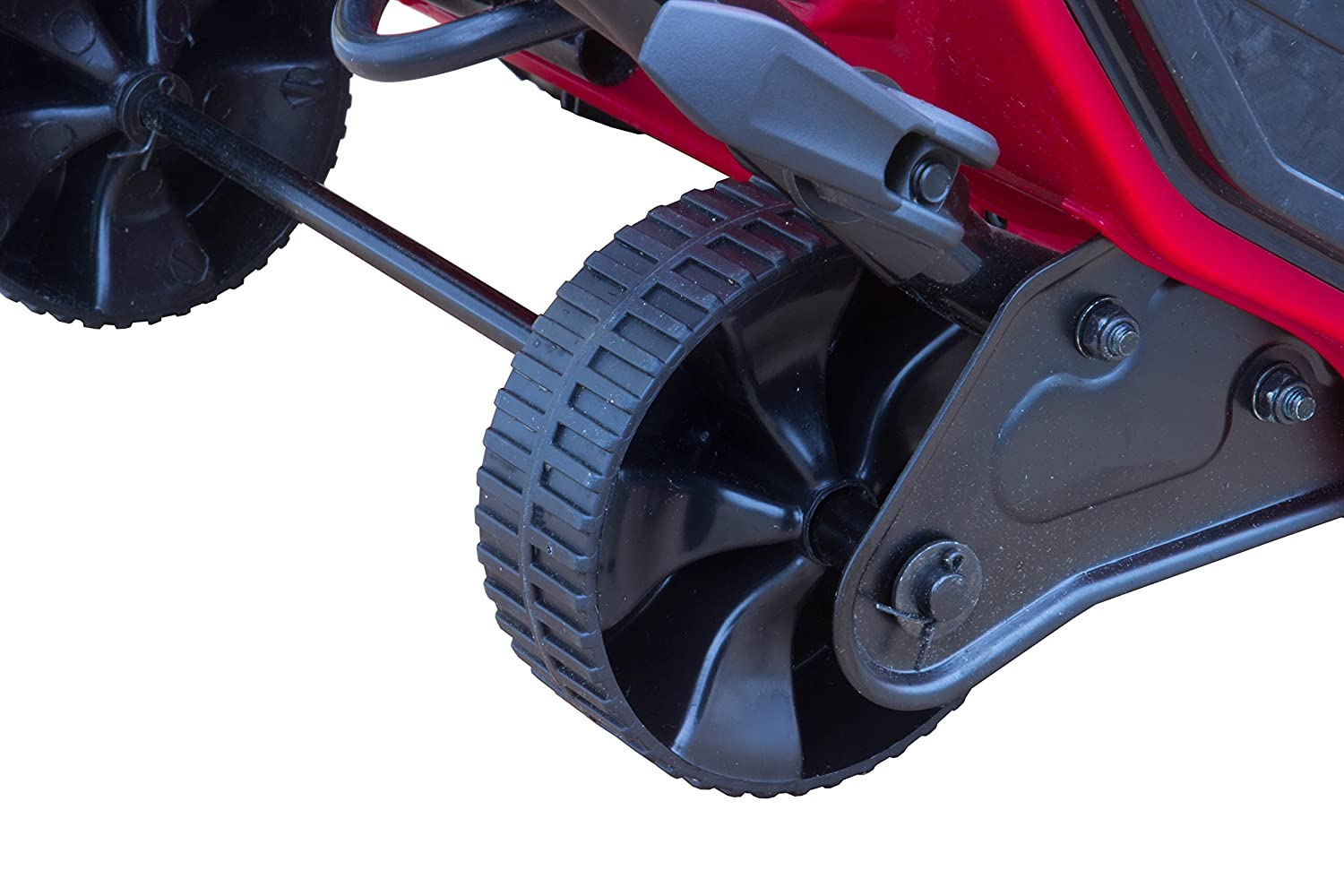 Power Smart Electric Snow Blower with adjustable chute