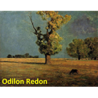 450 Color Paintings of Odilon Redon - French Symbolist Painter Printmaker Draughtsman and Pastellist (April 20, 1840 - July 6, 1916)