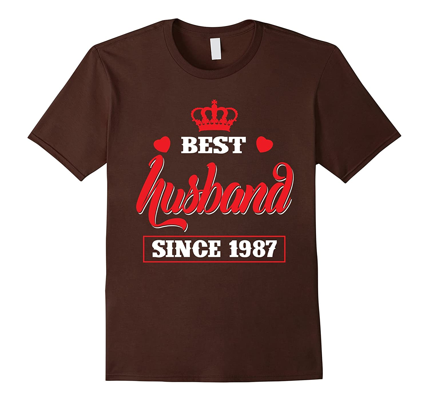 Cool T Shirt For Husband 30th Wedding Anniversary Gift Pl Polozatee