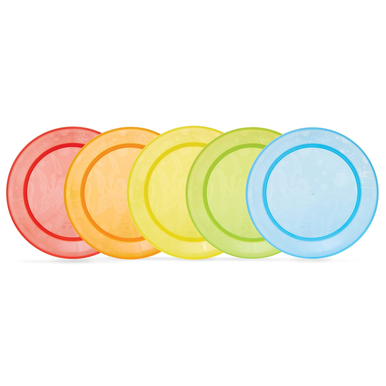 Munchkin Multi Plates, 5 Count