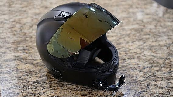 Motoradds Motorradhelm Halterung Für Gopro Hero Black 6 Kamera