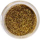 Royal Gold Disco Glitter Dust, 5 gram container