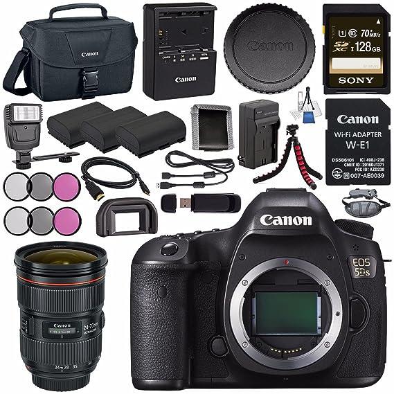 Review Canon EOS 5DS 5D