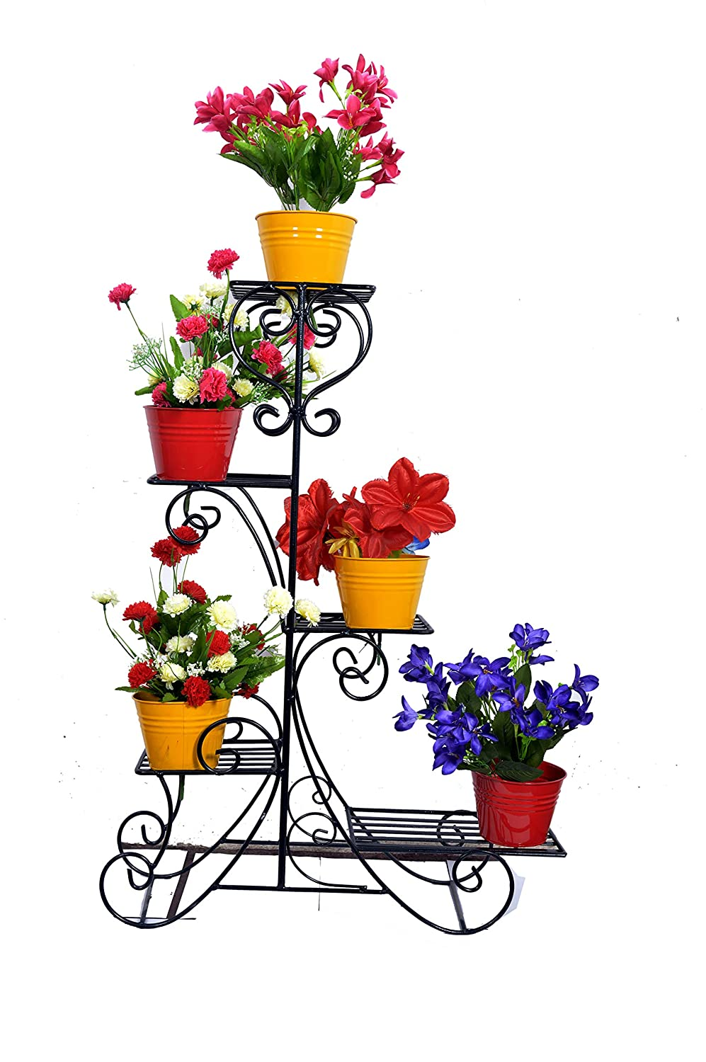 indoor plant stands for multiple plants India