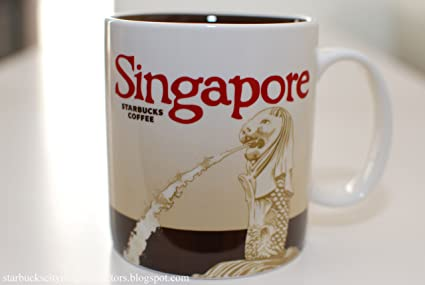 Amazon Com Starbucks Singapore Global Icon Collection