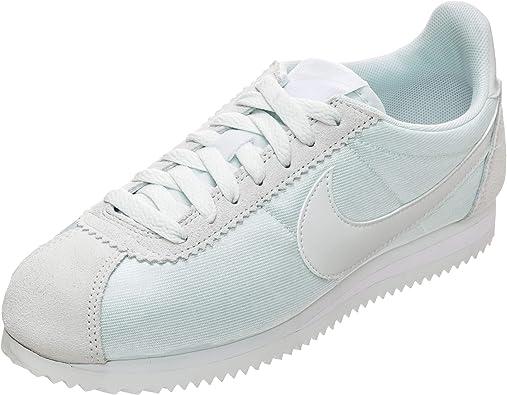Pensar complemento silueta  NIKE Classic Cortez Nylon, Zapatillas Mujer, US Frauen: Amazon.es: Zapatos  y complementos