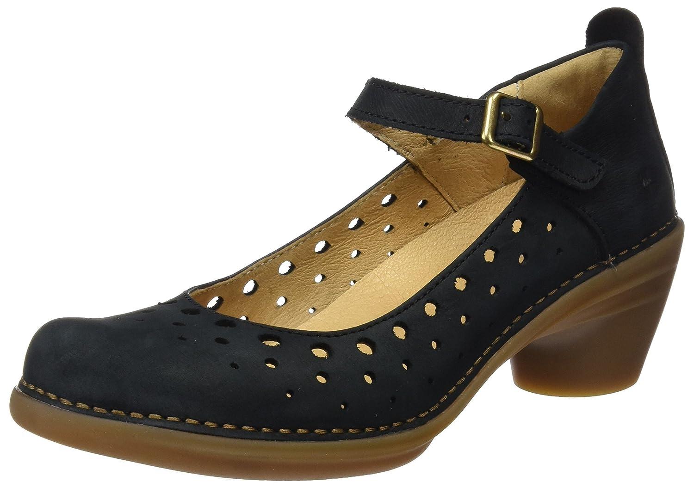TALLA 36 EU. El Naturalista N5320, Zapatos de tacón con Punta Cerrada para Mujer