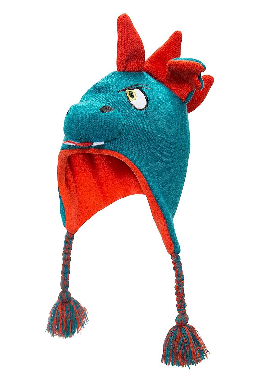 Mountain Warehouse Dragon Il Drago Scherza Il Cappello - Protezione capa  Piena della Copertura 08e6bb7bd6bc