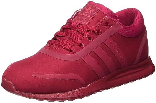 adidas Los Angeles C - Zapatillas de Running de competición Unisex Niños: Amazon.es: Zapatos y complementos