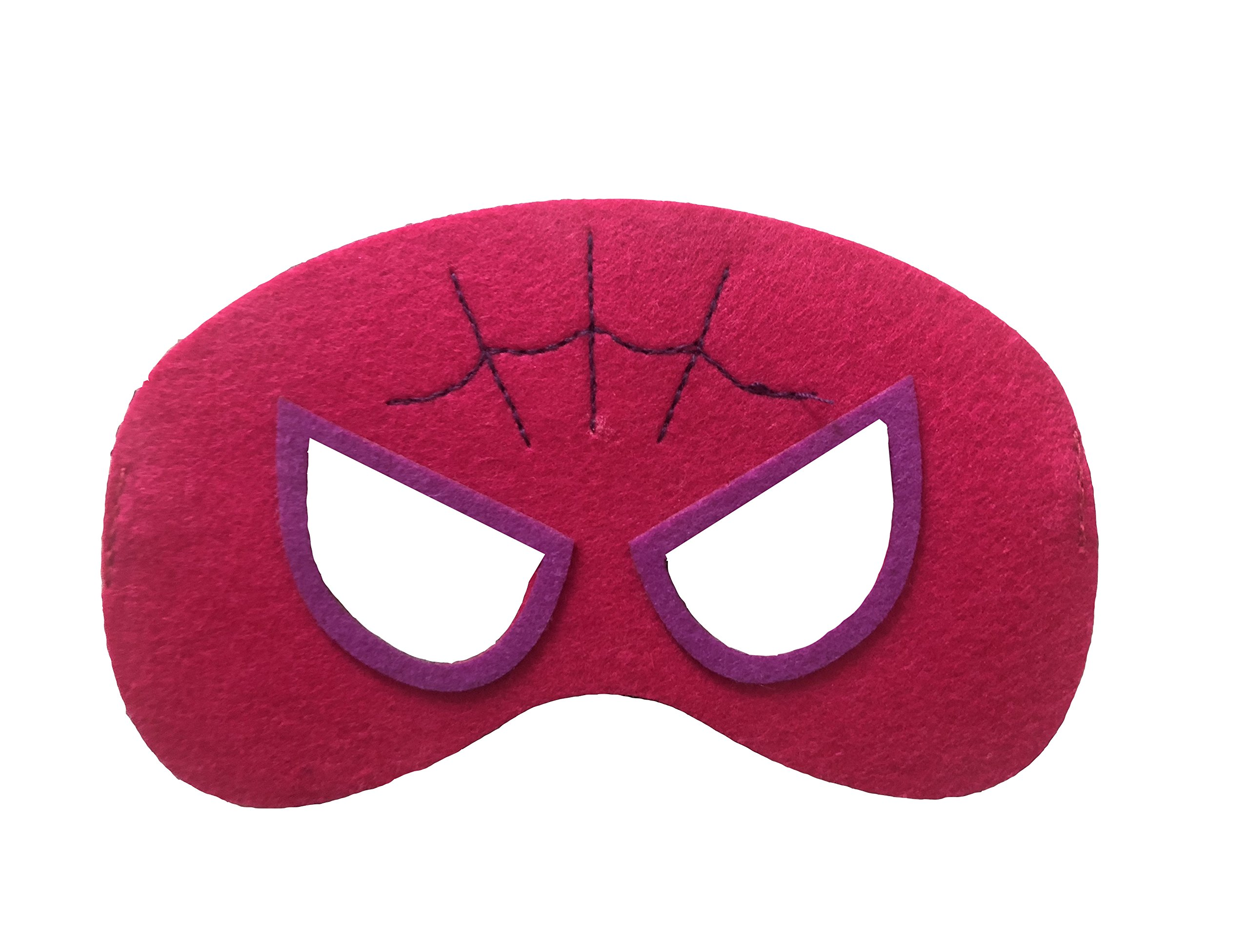 KAIIZAN Superhero Masks 33 Piece Plus 105 Stickers, Eye Masks, Birthday Supplies by KAIIZAN (Image #5)